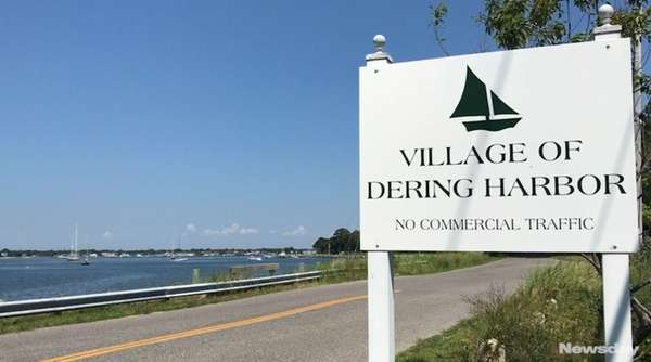Dering Harbor on Shelter Island is the state's