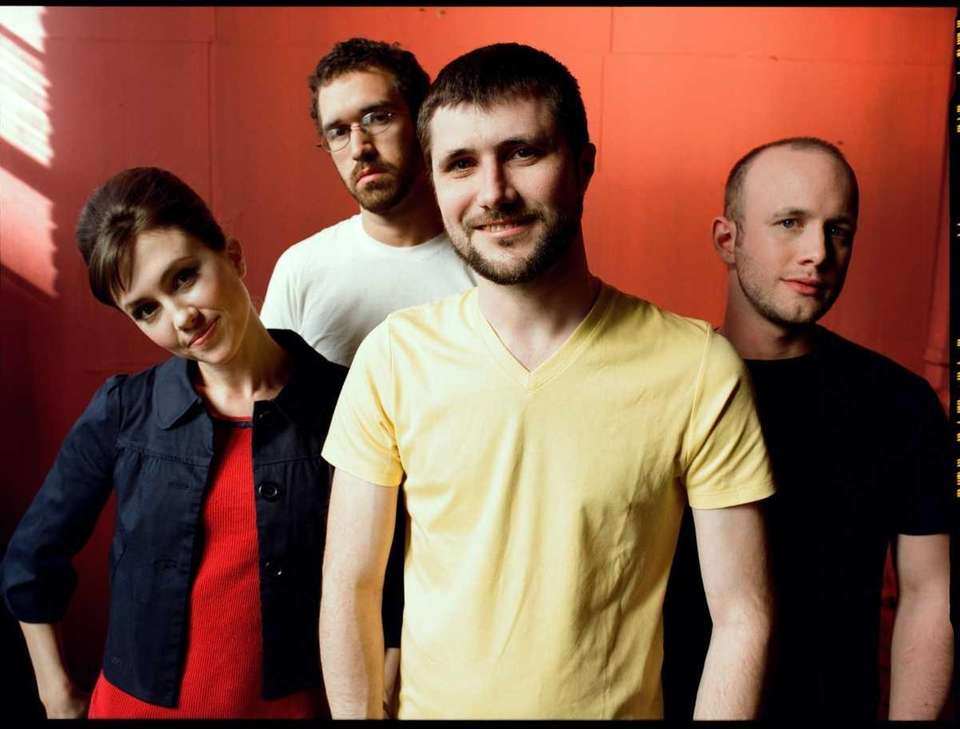 Straylight Run, formed in Baldwin, know the Island