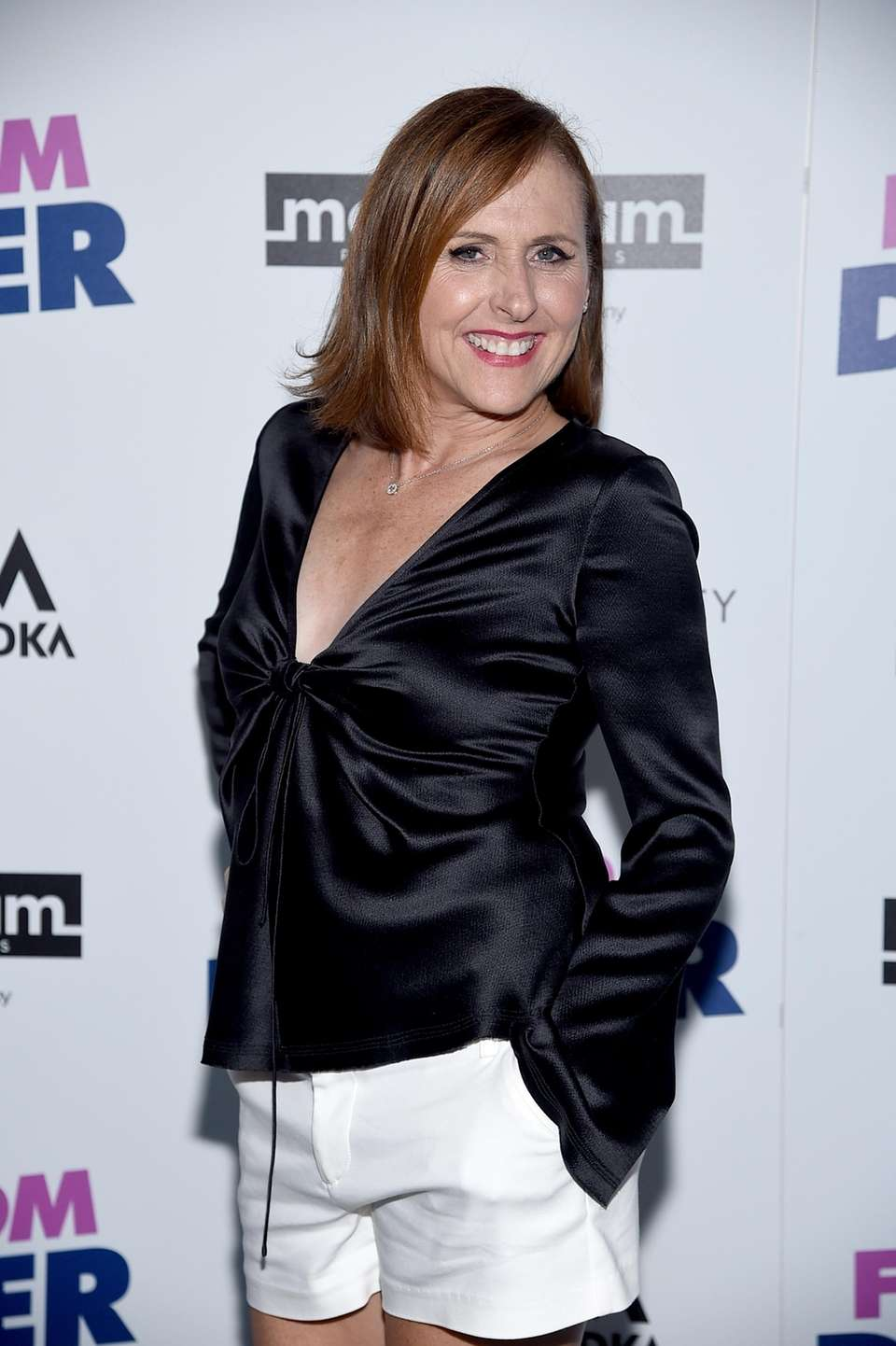 Molly Shannon attends a screening of the film