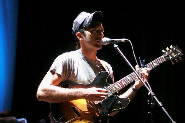 Indie singer Sufjan Stevens sings about the simple