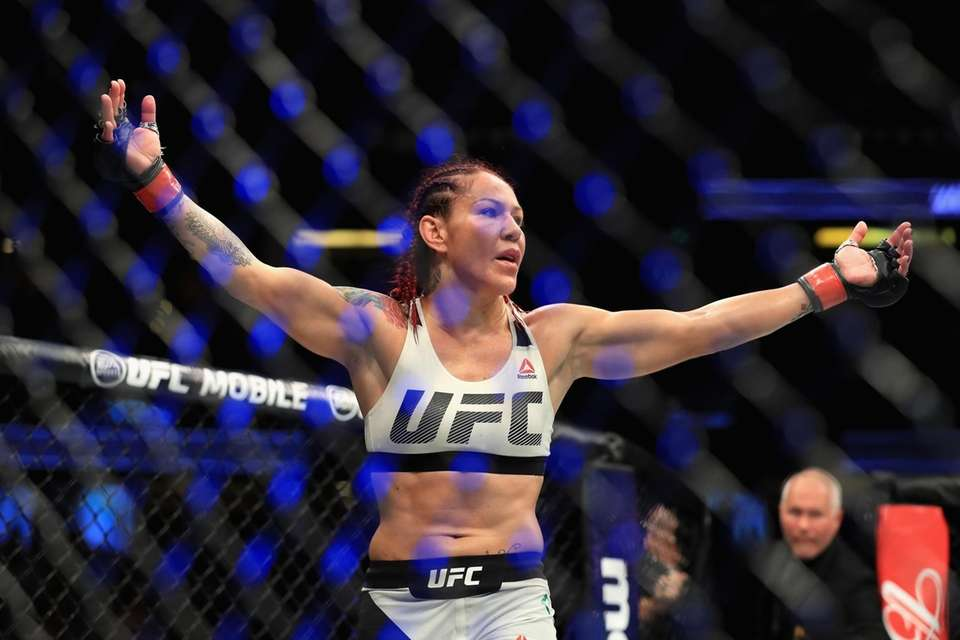 Cris Cyborg Justino, considered by many as the