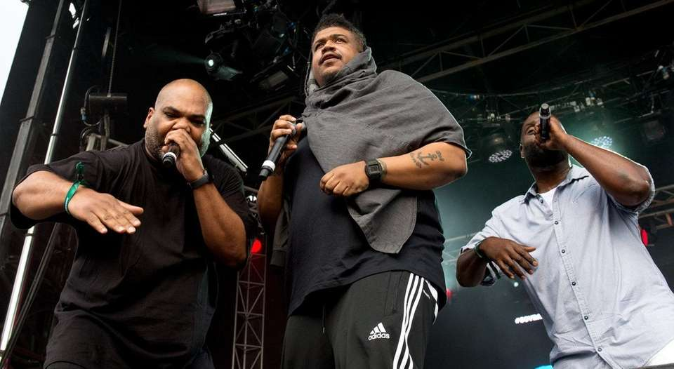 Long Island rappers De La Soul's 1996 song,
