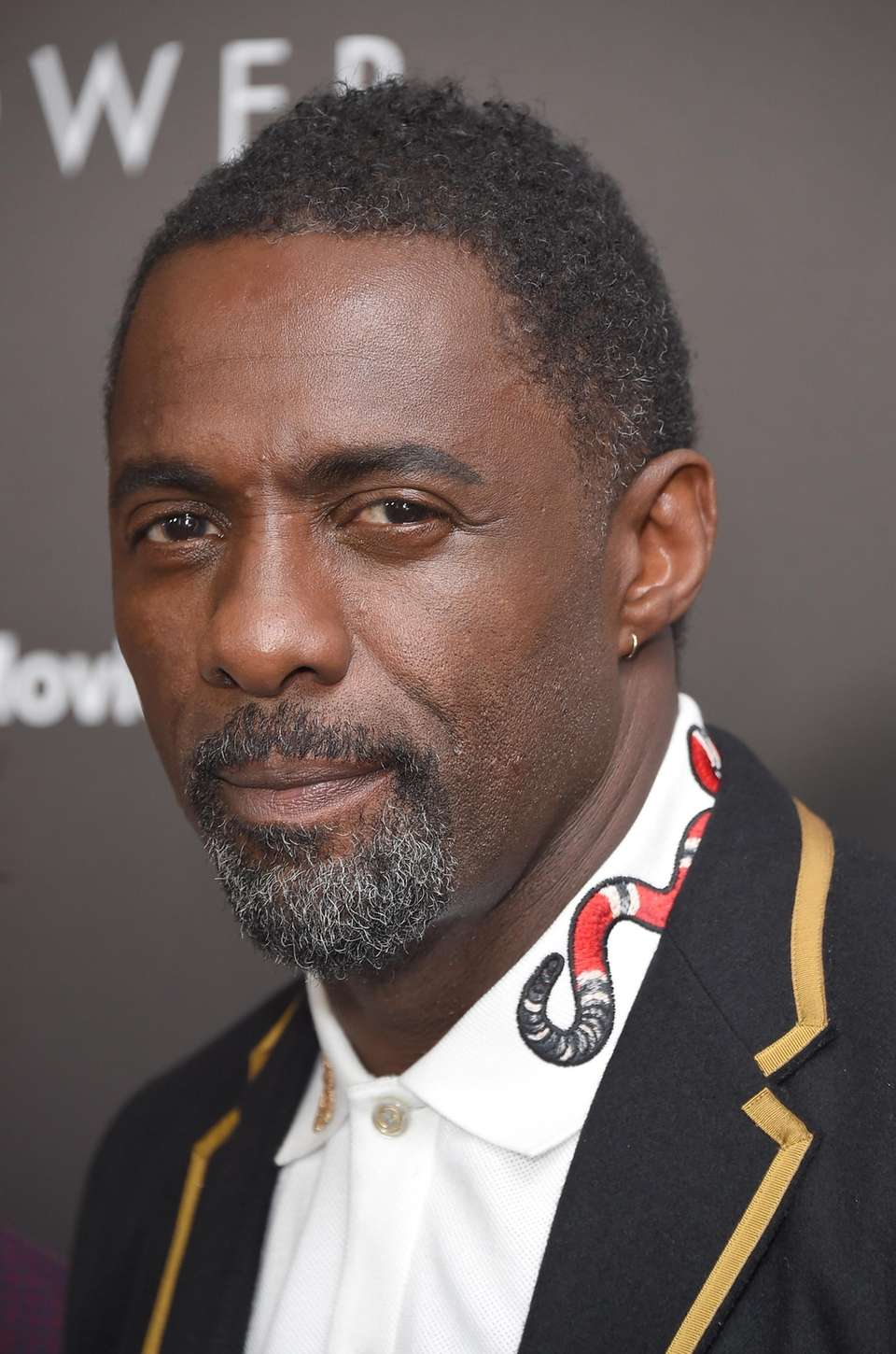 Idris Elba attends the New York premiere of