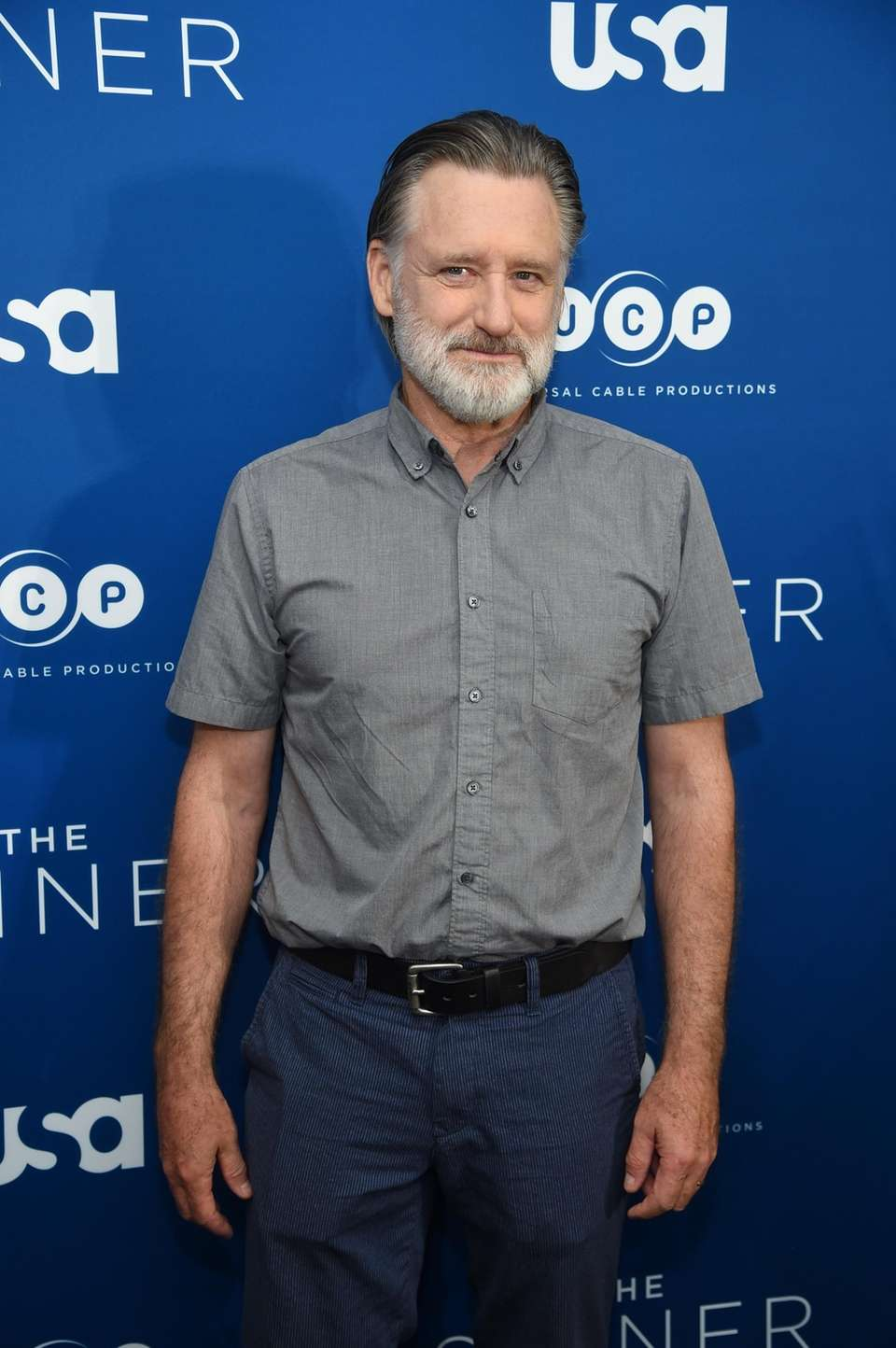 Bill Pullman attends a screening of USA Network's