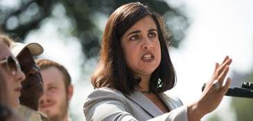 Nicole Malliotakis criticized Bill de Blasio over his
