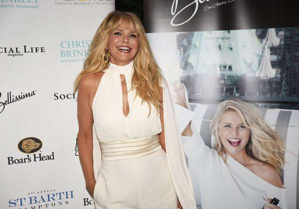 Christie Brinkley host the 6th annual St Barts