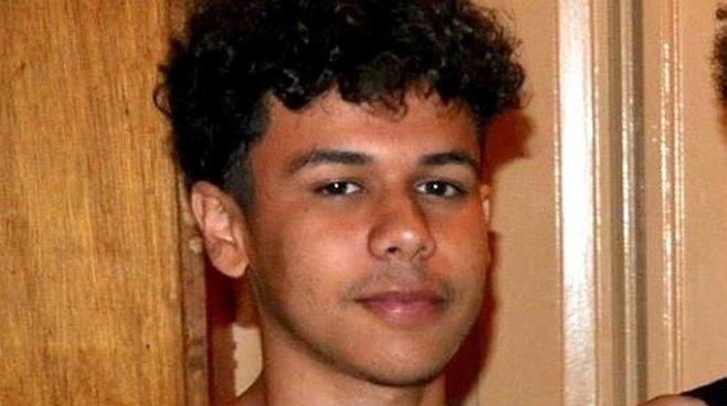 Derek Cosme, 15, was identified by family members
