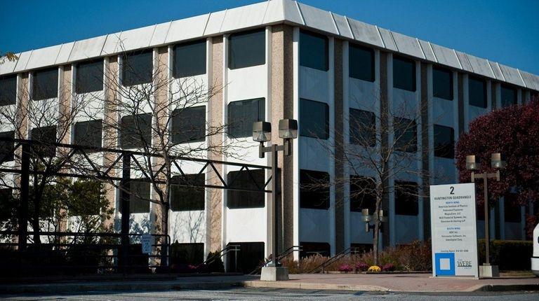 FalconStor Software is located inside 2 Huntington Quadrangle