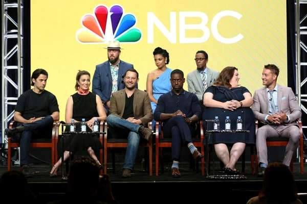 A panel on NBC's