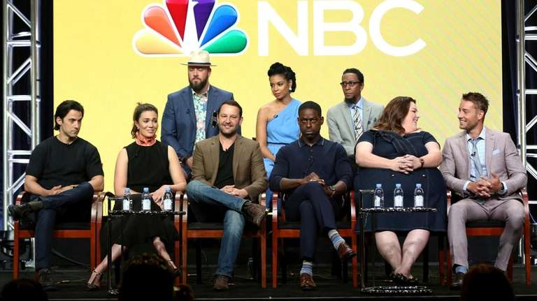 A panel on NBC's