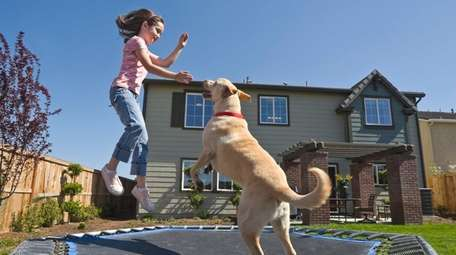 Planning on getting a trampoline? You might want