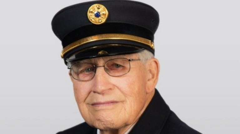 Ex-Melville fire chief Fred Harrison died July 21