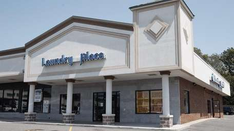 Laundry Place in Farmingville on Friday, Aug. 4,