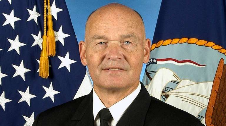 Navy Rear Adm. (ret.) Mark Buzby received unanimous