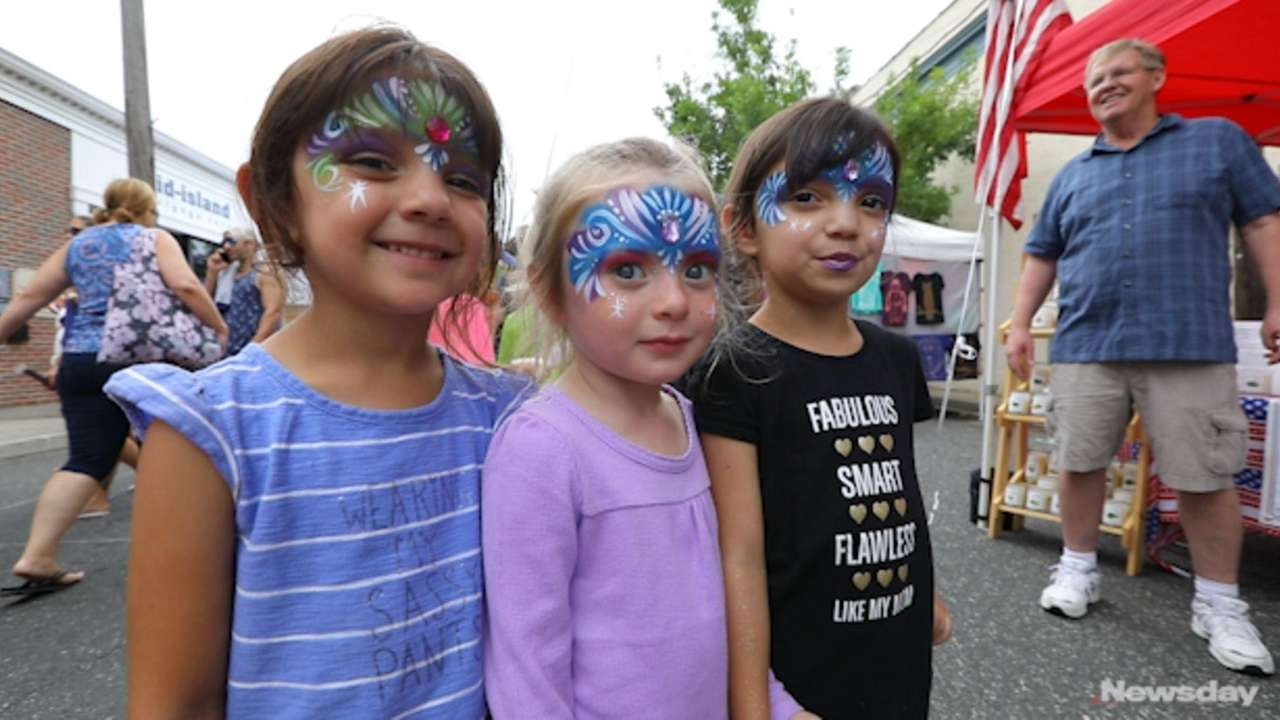 On Saturday, Aug.5, 2017 Sayville hosted day two