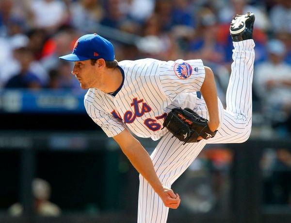 Seth Lugo #67 of the New York Mets