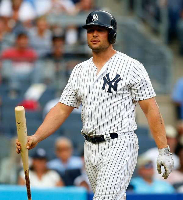 Matt Holliday #17 of the New York Yankees