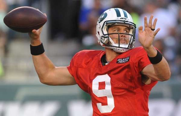 Bryce Petty, who was 4-for-12 for 45 yards,