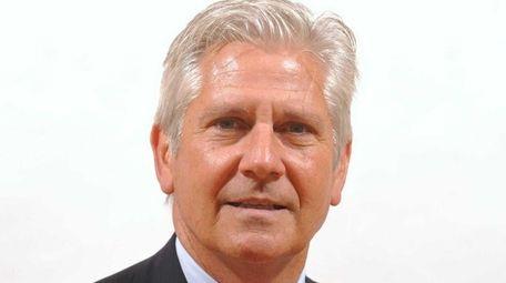 Hempstead Town Councilman Bruce Blakeman, a Republican, is