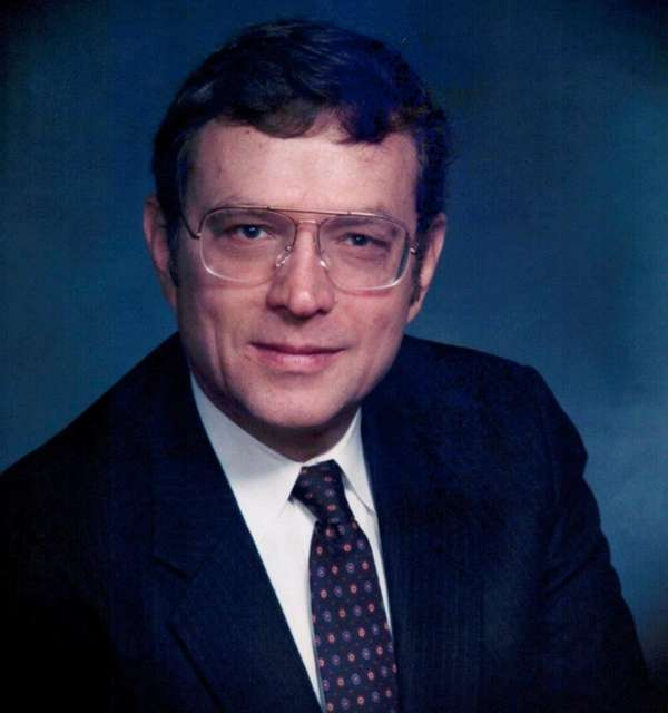 Michael Bradfield in the 1980s. Credit Federal Reserve