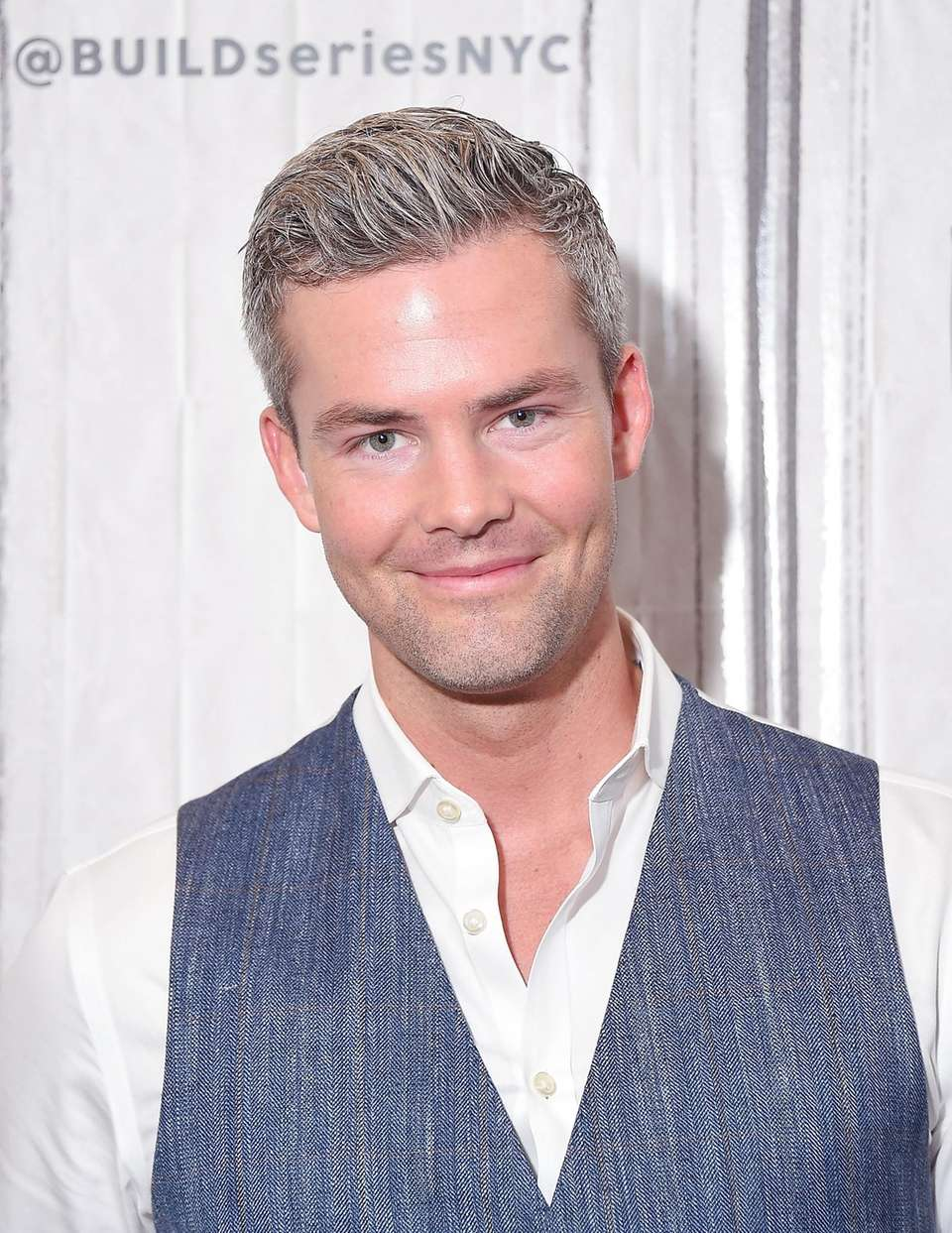 Ryan Serhant appears at Build Studio in Manhattan
