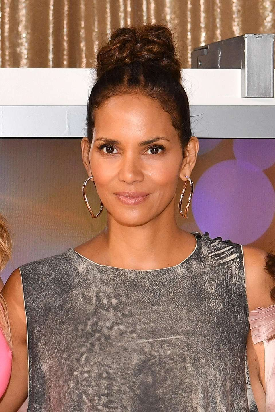 Halle Berry attends a screening of her new