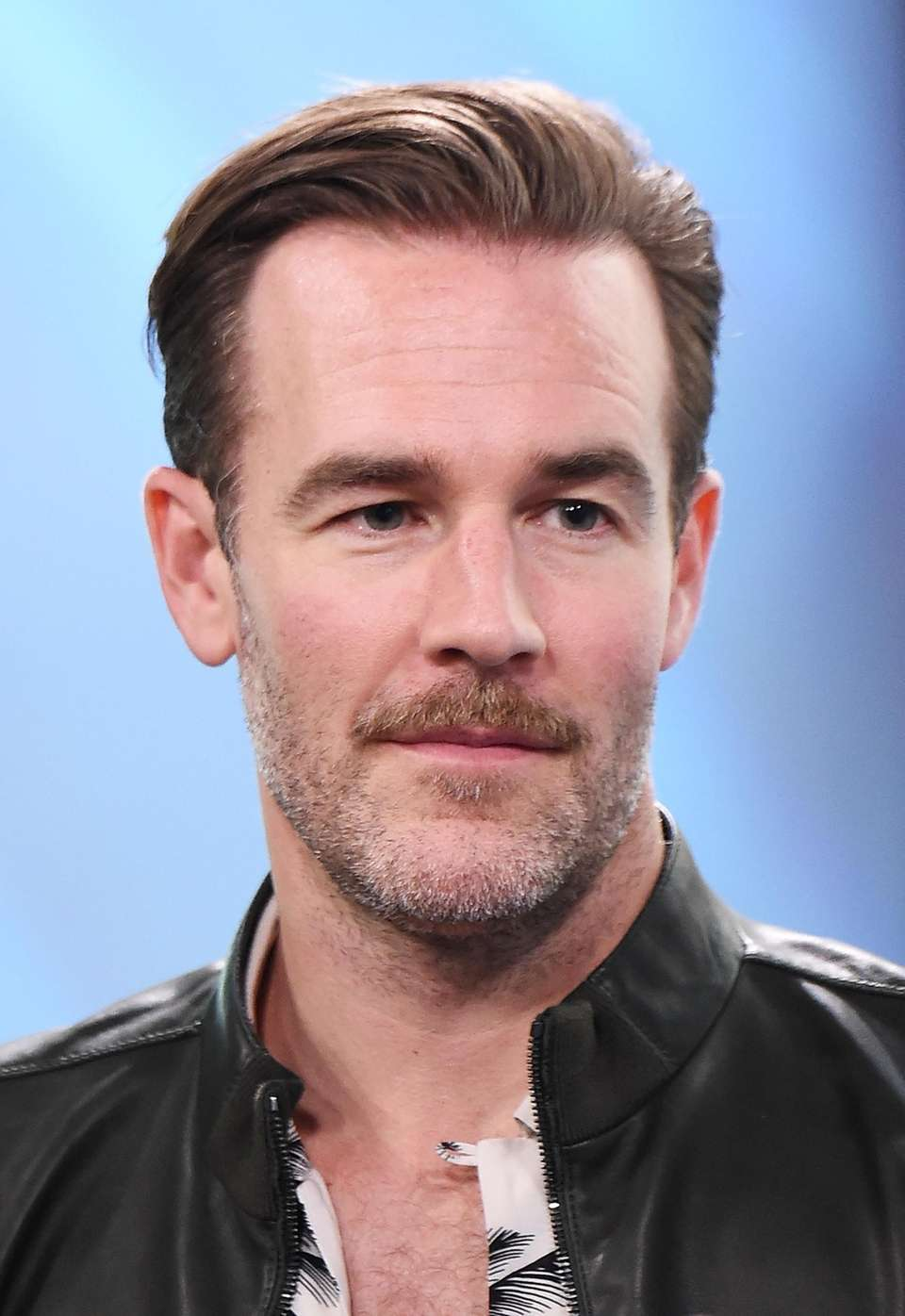 James Van Der Beek appears at Build Studio