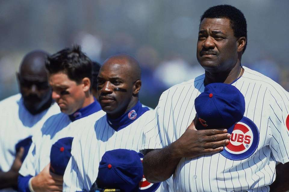 Don Baylor, a former Yankees designated hitter and