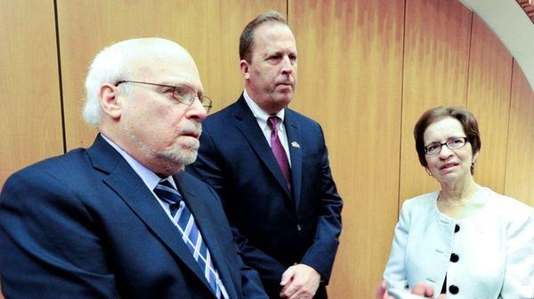 Long Island Regional Economic Development Council members Stuart