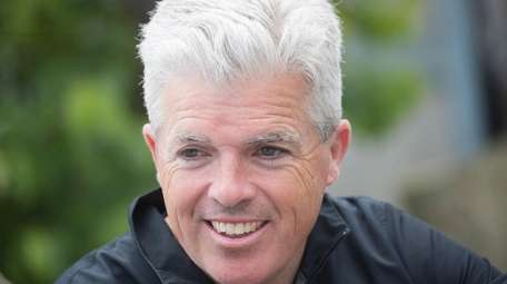 Suffolk County Executive Steve Bellone missed a recent