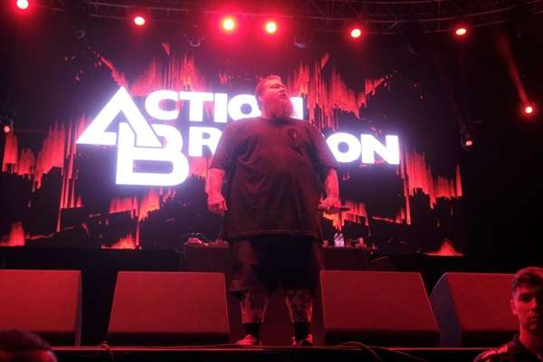 Action Bronson will headline the final performance at