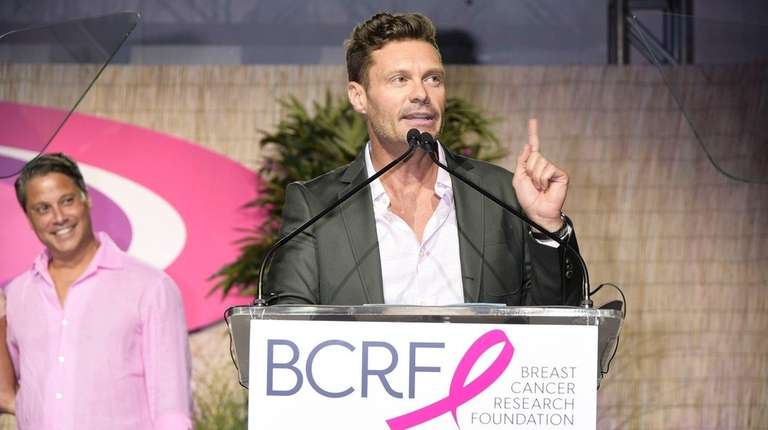Ryan Seacrest hosts the Hamptons Paddle and Party