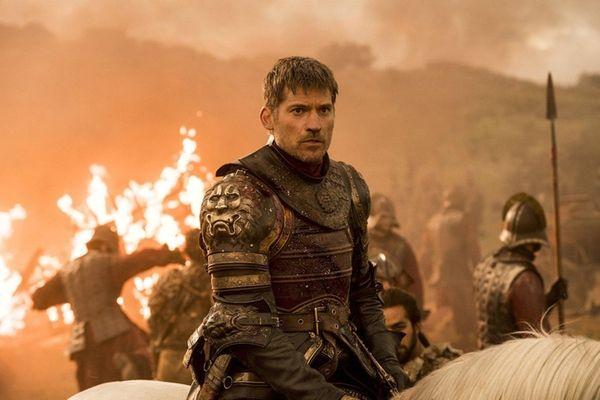 Nikolaj Coster-Waldau as Jaime Lannister in HBO's