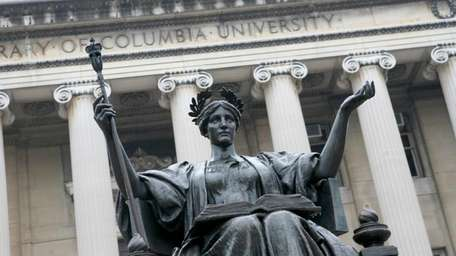 Columbia University has the nation's most politically active
