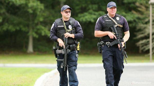 Southampton Police Chief Steven Skrynecki talked on Monday,