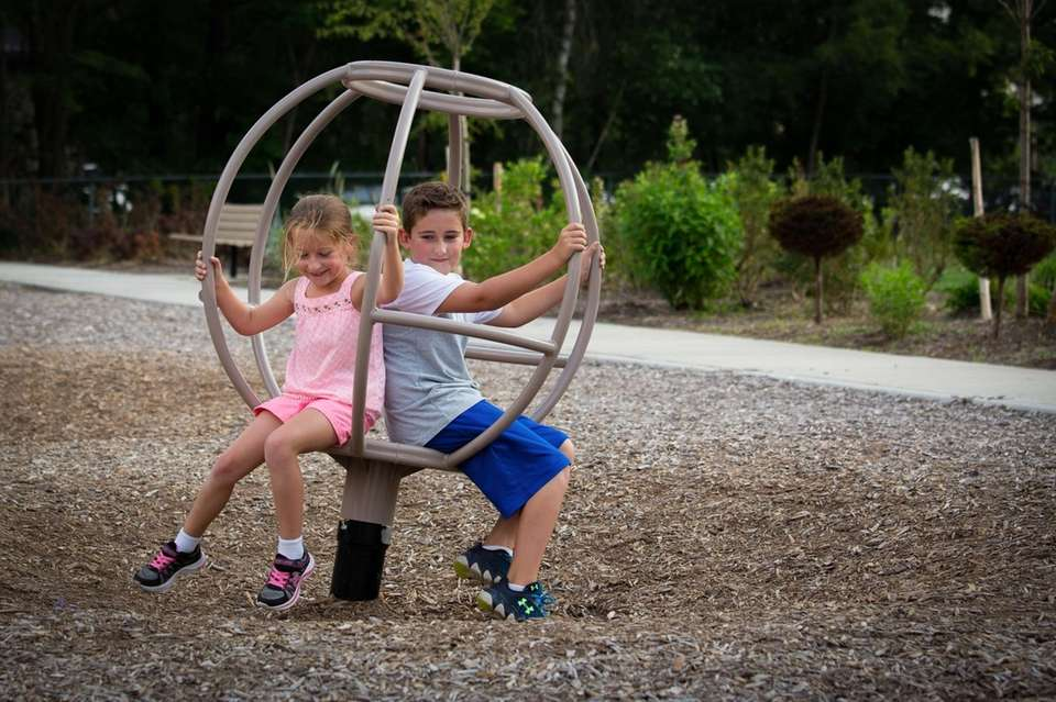 Fun at our local park