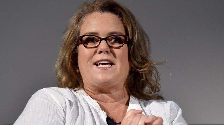 Rosie O'Donnell at the 92nd Street Y in