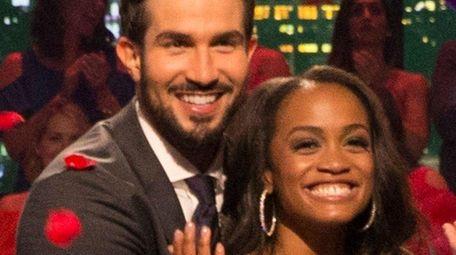 Bryan Abasolo and Rachel Lindsay of