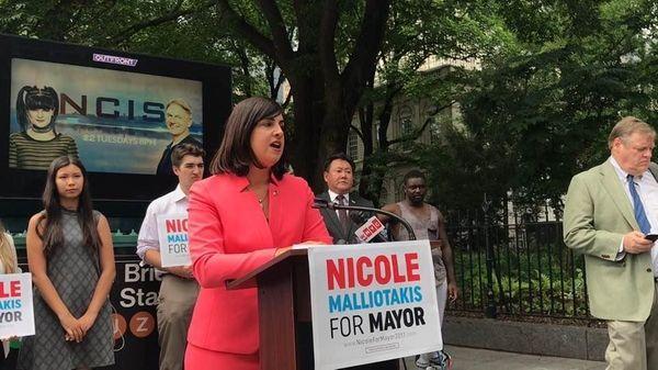 Nicole Malliotakis, an assemblywoman from Staten Island who's