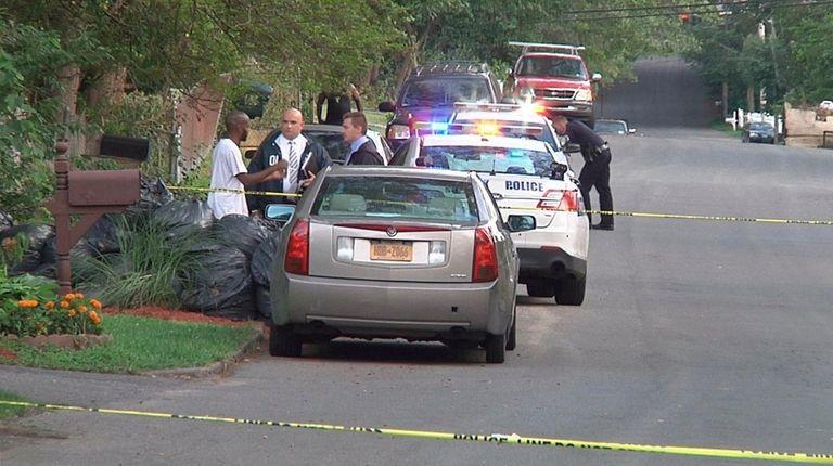 Suffolk County police said a 10-year-old boy was
