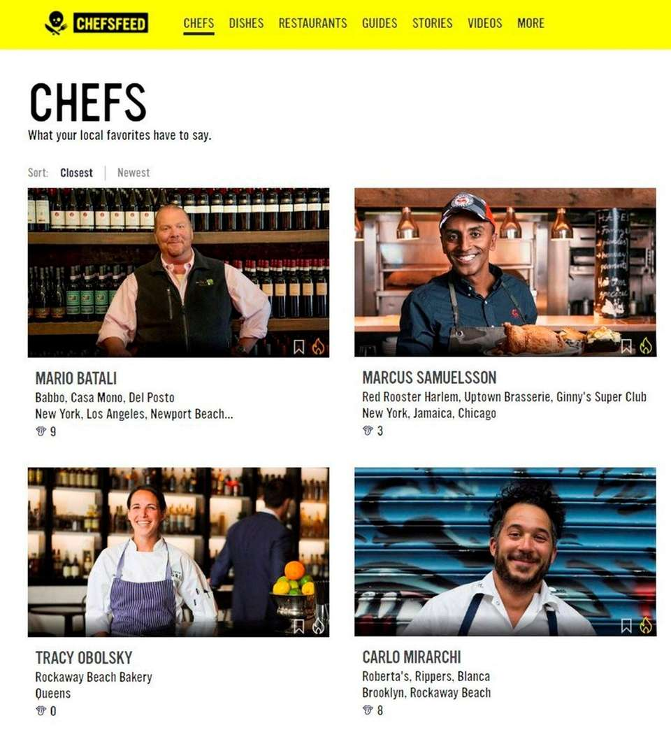 NAME ChefsFeed app COST Free COMPATIBLE WITH iPhone,