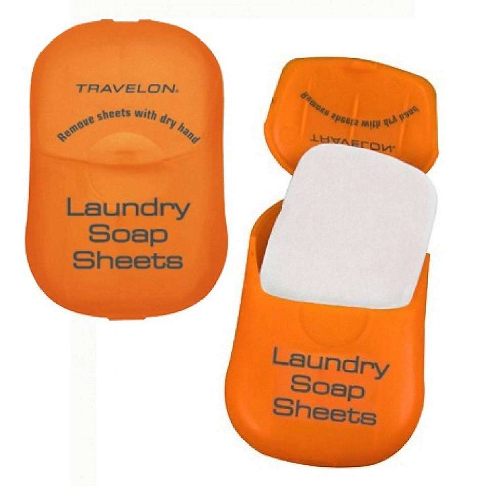 NAME Travelon Toiletry Sheets, travelonbags.com COST $10 for