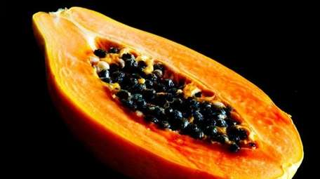 Salmonella in papayas has sickened 11 people on