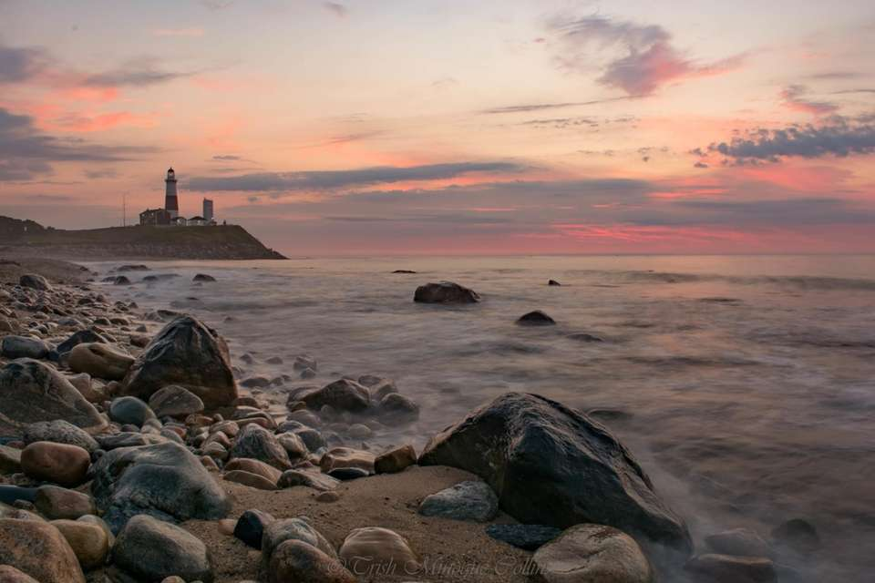 Montauk summer sunrise