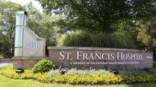 St. Francis Hospital in Flower Hill is No.