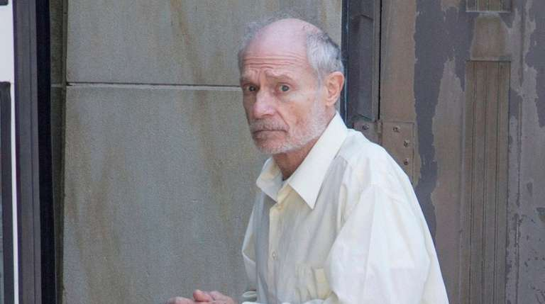 Disgraced psychiatrist Marshall Hubsher, 67, of Sands Point,