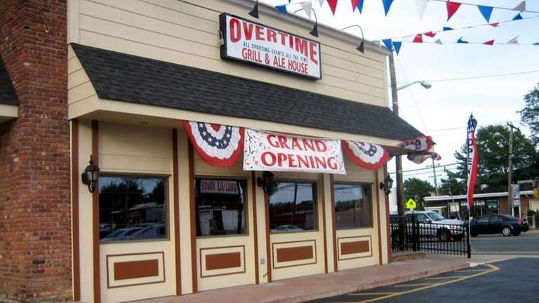 Overtime Grill & Ale House in Island Park,