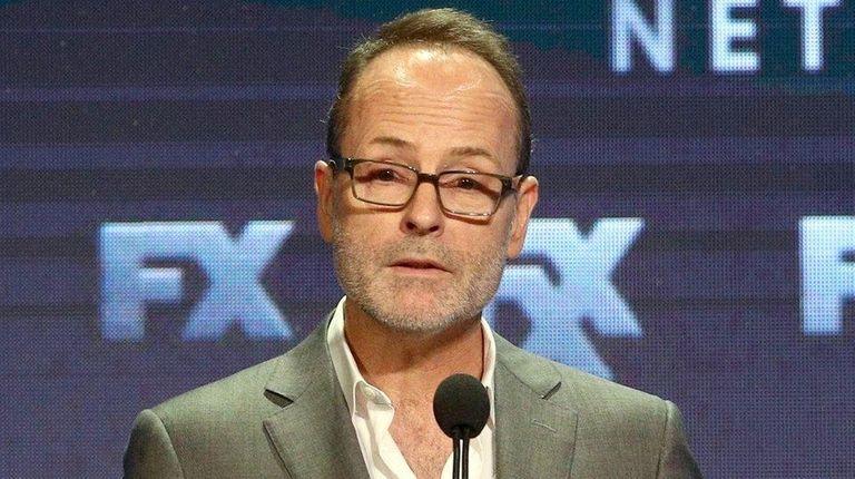 John Landgraf, CEO of FX Networks, speaking in