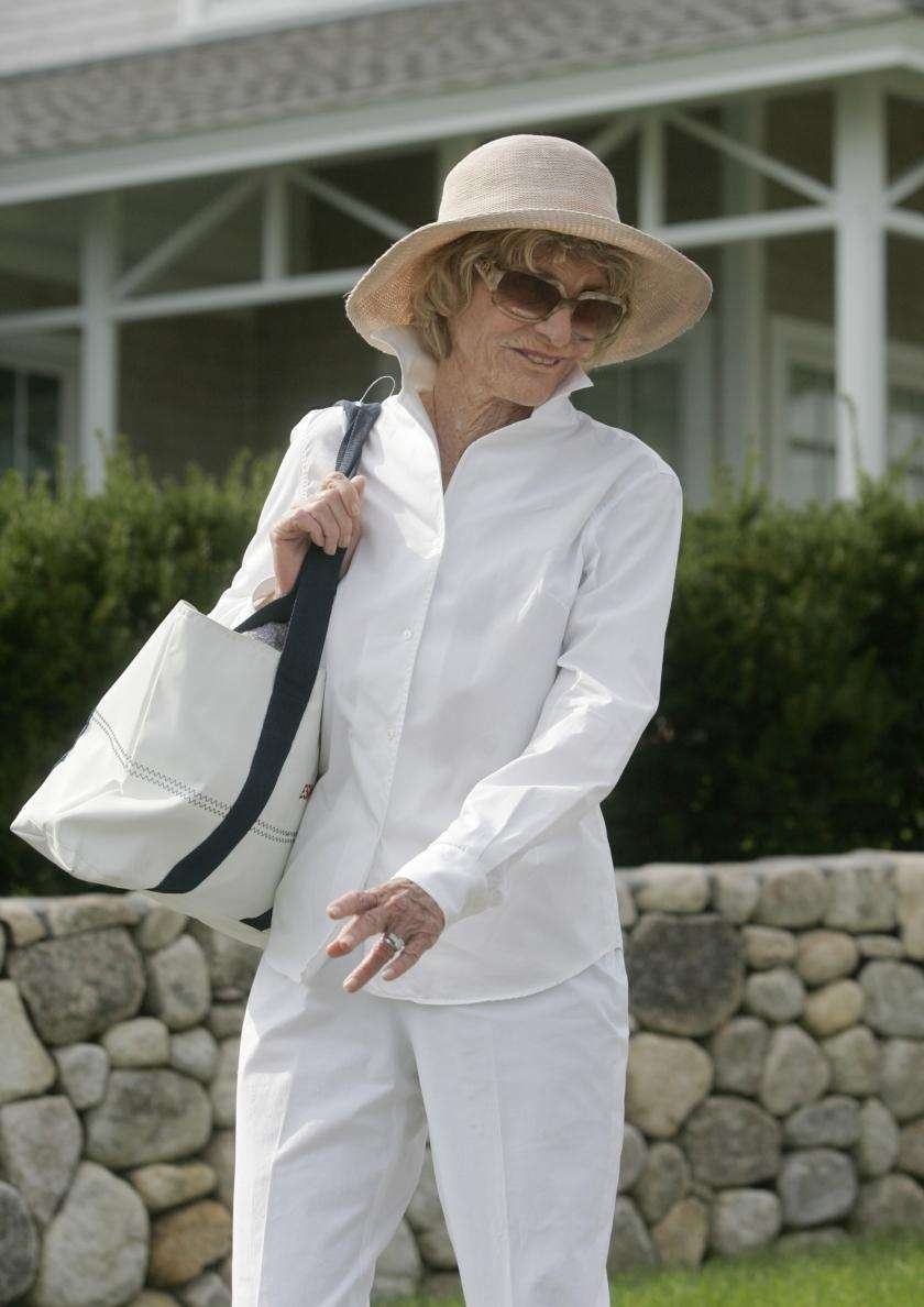 Jean Kennedy Smith, the last surviving member of