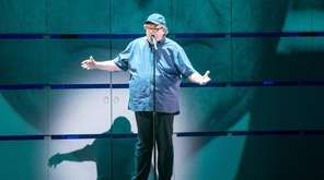 Michael Moore makes his Broadway debut in